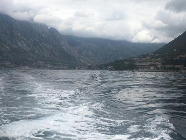 Back Towards The Bay Of Kotor